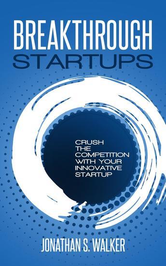 Breakthrough Startups: - cover