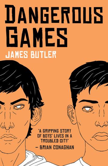 Dangerous Games - cover