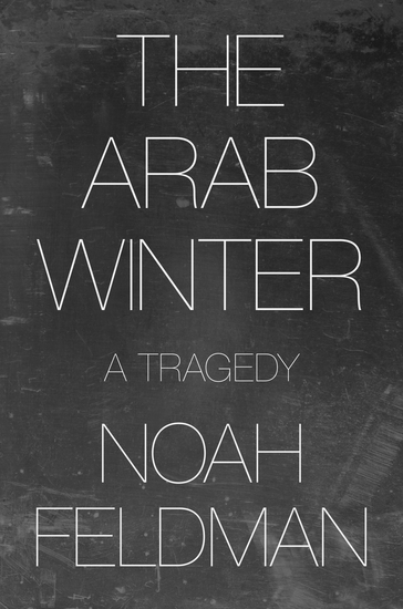 The Arab Winter - A Tragedy - cover