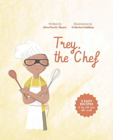 Trey the Chef - cover