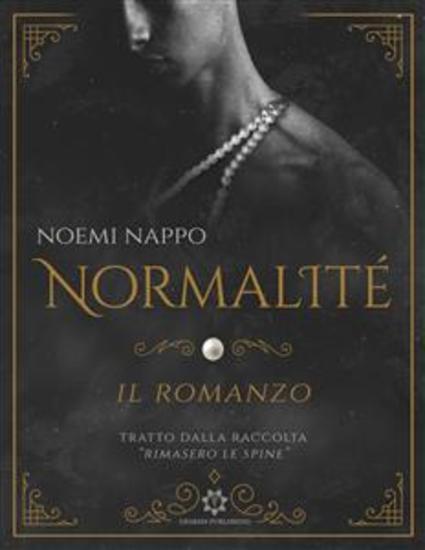 Normalité - Il Romanzo - cover