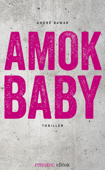 Amok Baby - cover