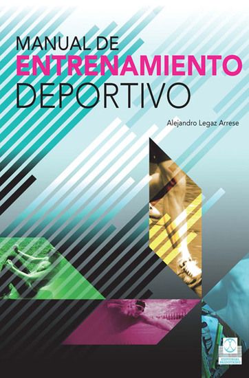 Manual de entrenamiento deportivo - cover