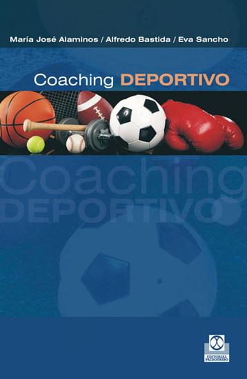 Coaching deportivo - Mucho más que entrenamiento - cover