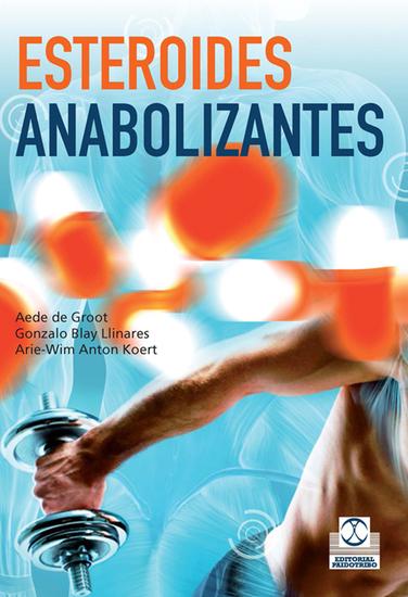 Esteroides anabolizantes - cover