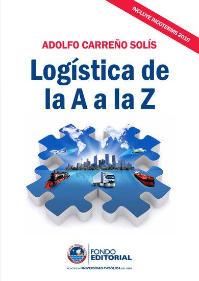 Logística de la A a la Z - cover