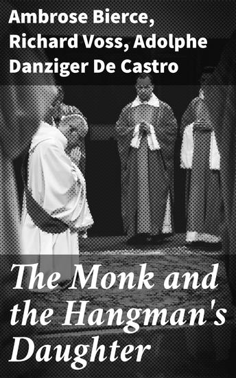 The Monk and the Hangman's Daughter - cover
