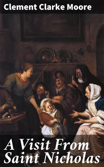 A Visit From Saint Nicholas - cover