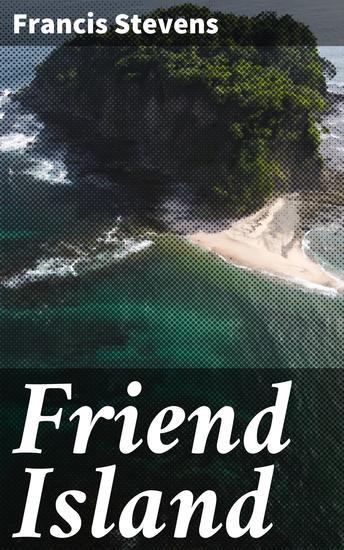 Friend Island - cover
