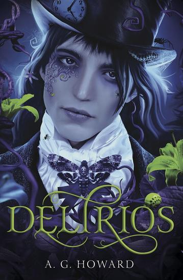 Delirios - cover