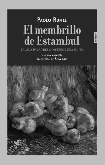 El membrillo de Estambul - cover