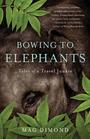 Bowing to Elephants - Tales of a Travel Junkie - cover