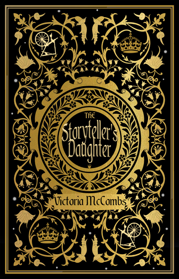 The Storyteller's Daughter - cover
