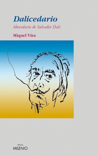 Dalicedario - Abecedario de Salvador Dalí - cover