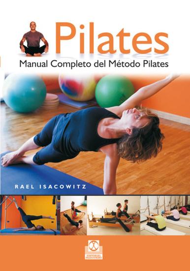 Pilates - Manual completo del método Pilates - cover