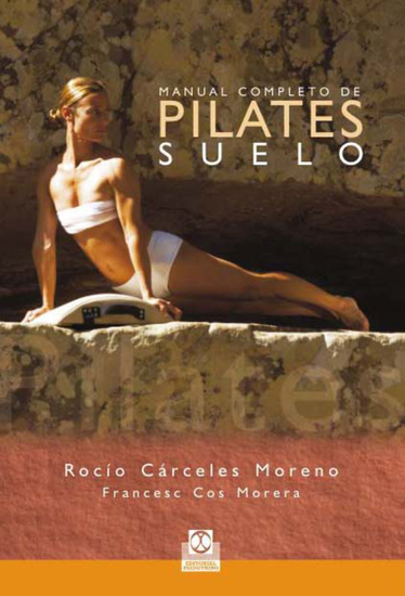 Manual completo de pilates suelo (Color) - cover