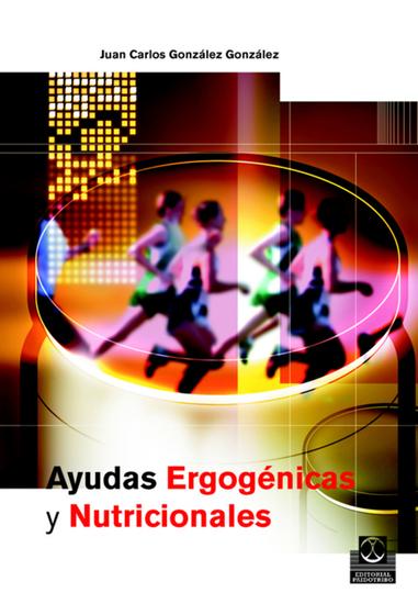 Ayudas ergogénicas y nutricionales - cover