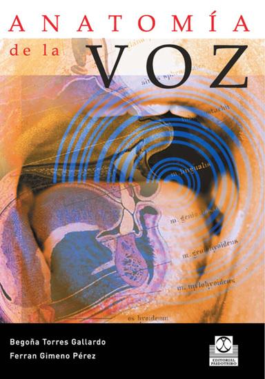 Anatomía de la voz - cover