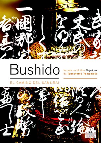 Bushido El camino del samurai (Bicolor) - cover
