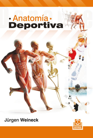 Anatomía deportiva - cover