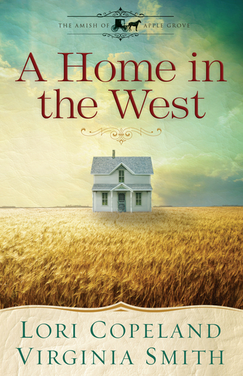 A Home in the West - cover