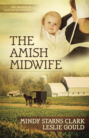 The Amish Midwife - cover