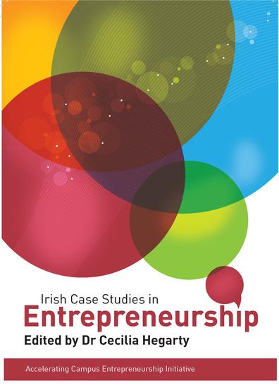 Irish Case Studies in Entrepreneurship - cover