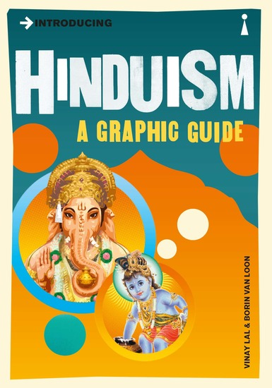 Introducing Hinduism - A Graphic Guide - cover