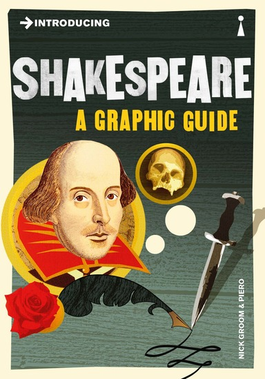 Introducing Shakespeare - A Graphic Guide - cover