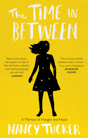 The Time In Between - A memoir of hunger and hope - cover