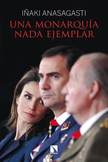 Una monarquía nada ejemplar - cover