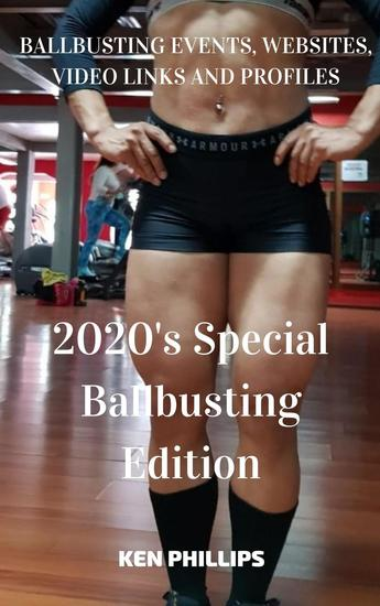 2020's Special Ballbusting Edition - cover