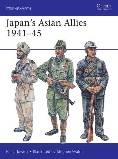Japan's Asian Allies 1941–45 - cover