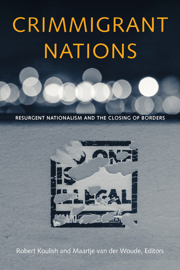Crimmigrant Nations - Resurgent Nationalism and the Closing of Borders - cover