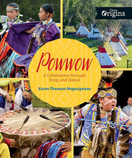 Powwow - A Celebration through Song and Dance - cover