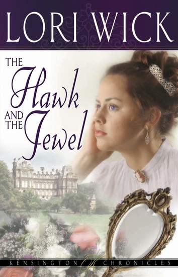 The Hawk and the Jewel - cover