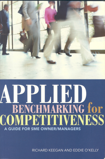 Applied Benchmarking for Competitiveness - A Guide for SME Owner Managers - cover