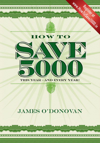 How To Save 5000 - Reduce Your Outgoings without Reducing Your Lifestyle - cover