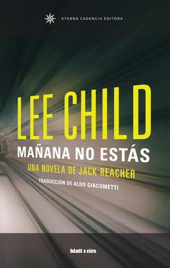 Mañana no estás - Edición latinoamerica - cover