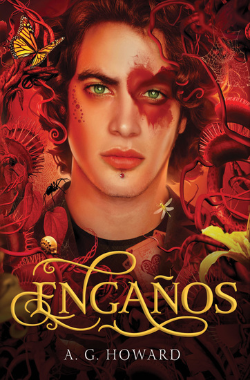 Engaños - cover