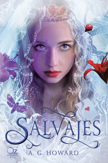 Salvajes - cover