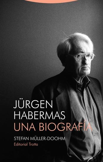 Jürgen Habermas - Una biografía - cover