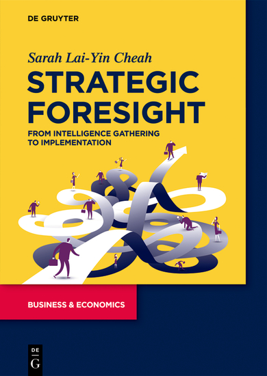 Strategic Foresight - Accelerating Technological Change - cover