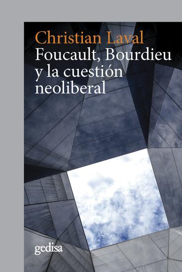 Foucault Bourdieu y la cuestión neoliberal - cover