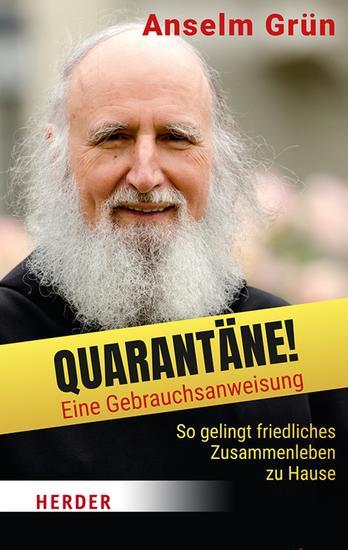 Quarantäne! Eine Gebrauchsanweisung - So gelingt friedliches Zusammenleben zu Hause - cover