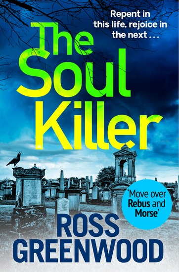 The Soul Killer - A gritty heart-pounding crime thriller - cover