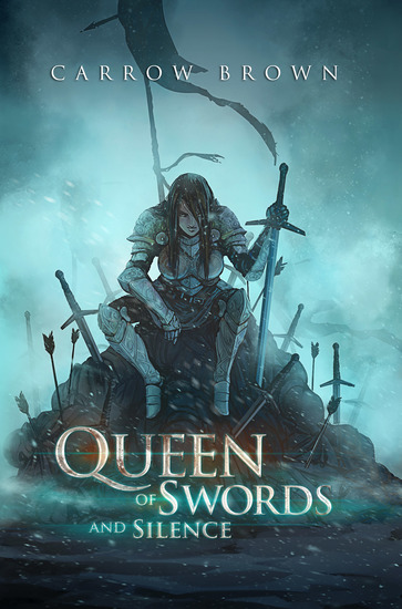 Queen of Swords and Silence - cover