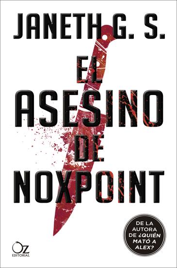 El asesino de Noxpoint - cover