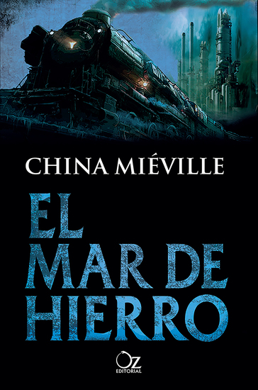 El mar de hierro - cover