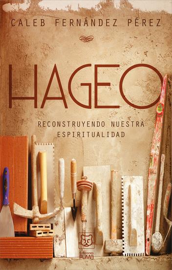 HAGEO - Reconstruyendo nuestra espiritualidad - cover